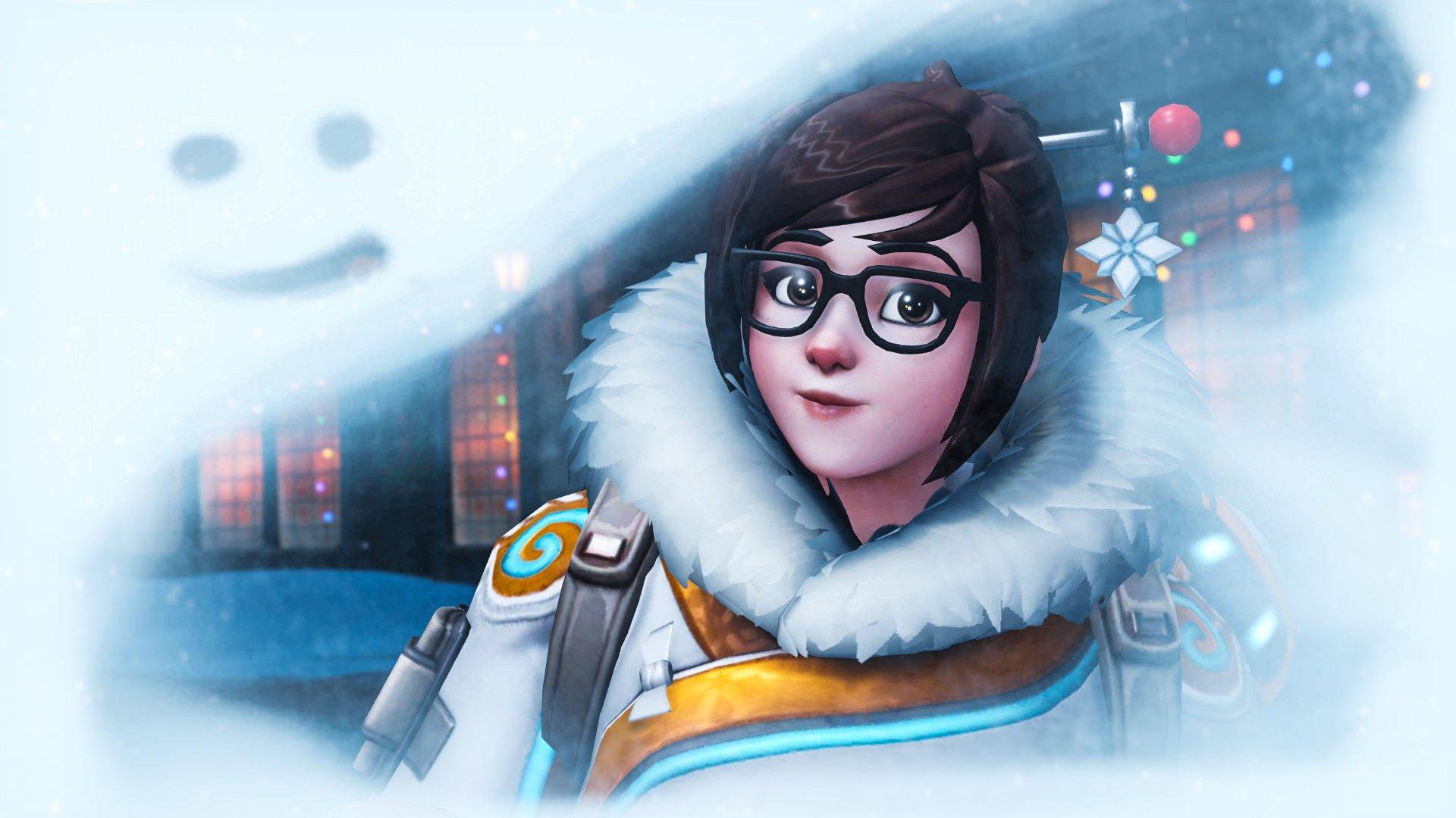 Overwatch Dual Screen Wallpaper: Background Image