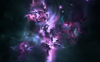 Sci Fi - Nebula Wallpapers and Backgrounds ID : 7823