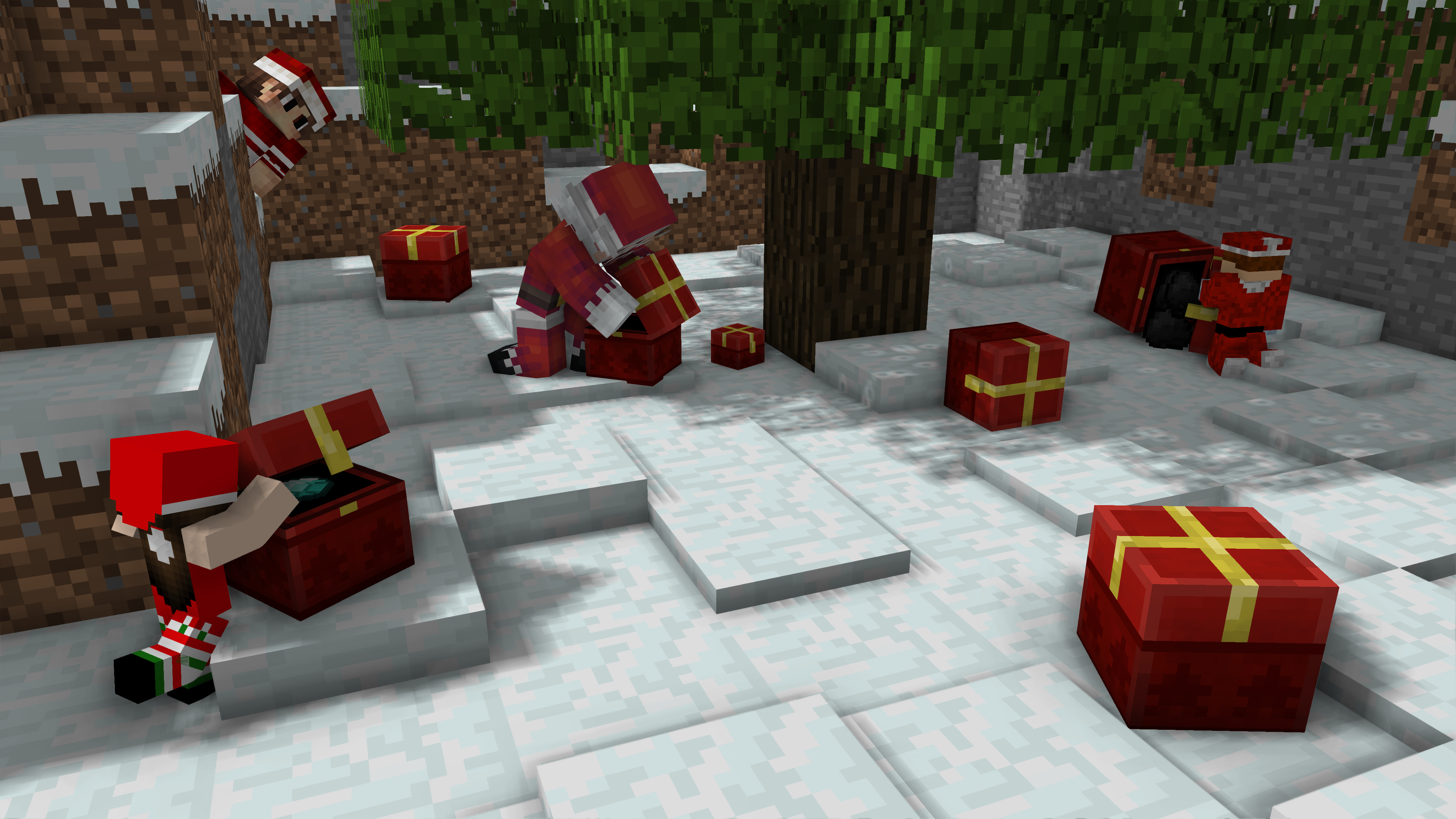 Best Wallpaper Minecraft Christmas - 783153  Photograph_68890.png
