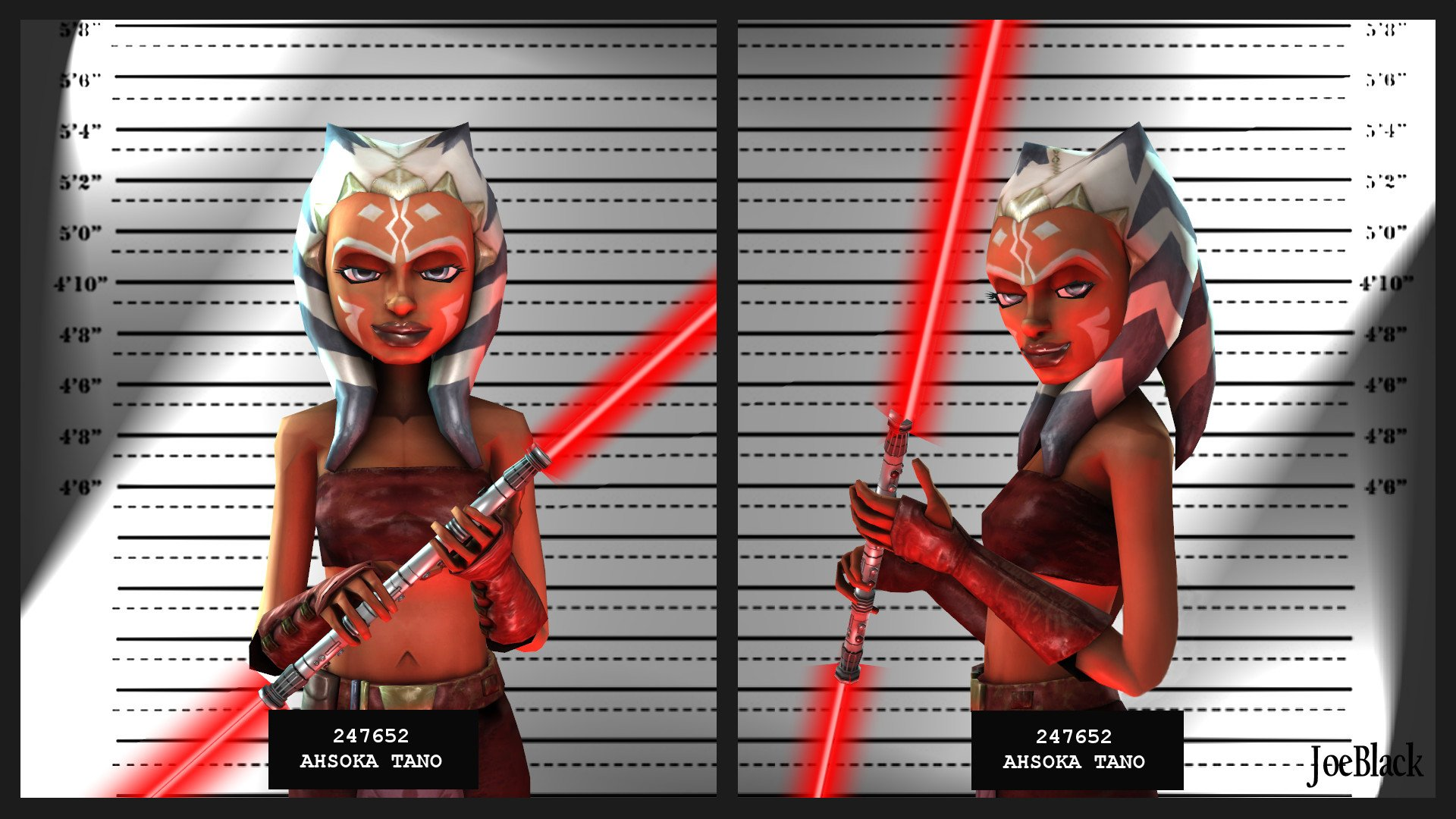 24 Ahsoka Tano Hd Wallpapers Background Images Wallpaper Abyss