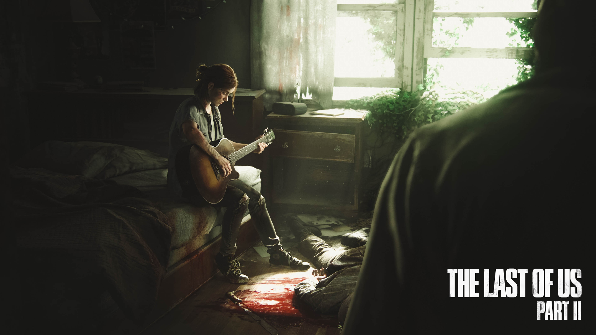 83 Ellie The Last Of Us Hd Wallpapers Background Images Wallpaper Abyss