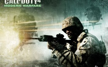Video Game - Call Of Duty 4: Modern Warfare Wallpapers and Backgrounds ID : 78323
