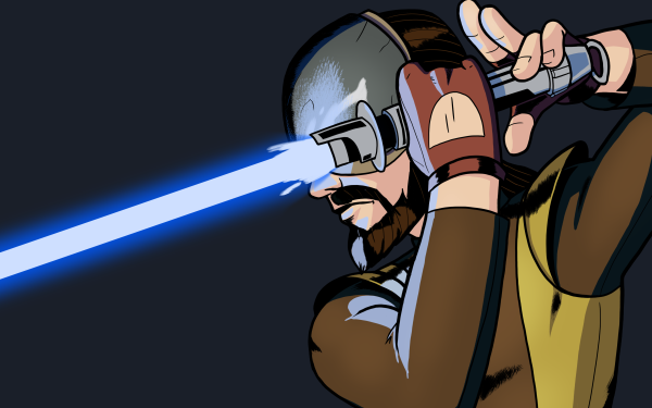 TV Show Star Wars Rebels Star Wars Kanan Jarrus HD Wallpaper   Background Image