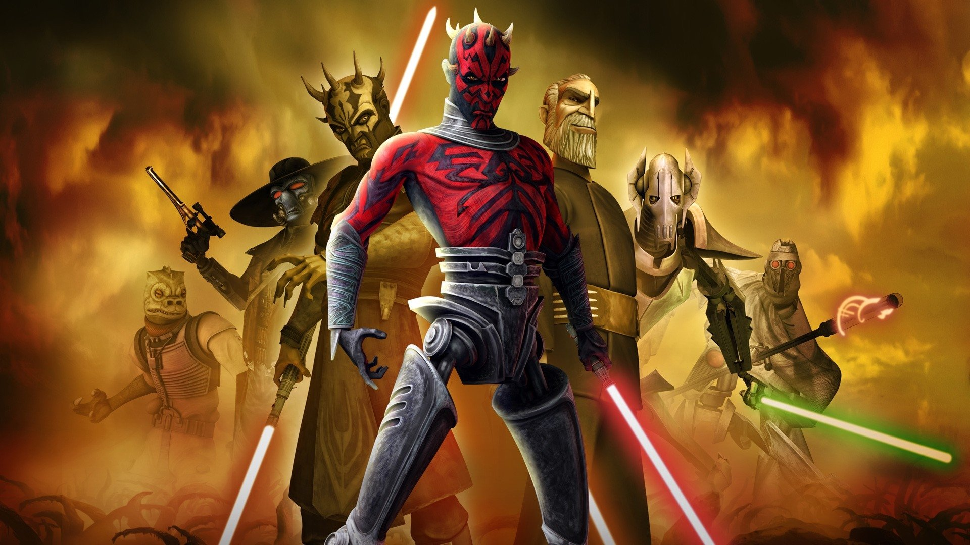 star wars the clone wars - photo #27