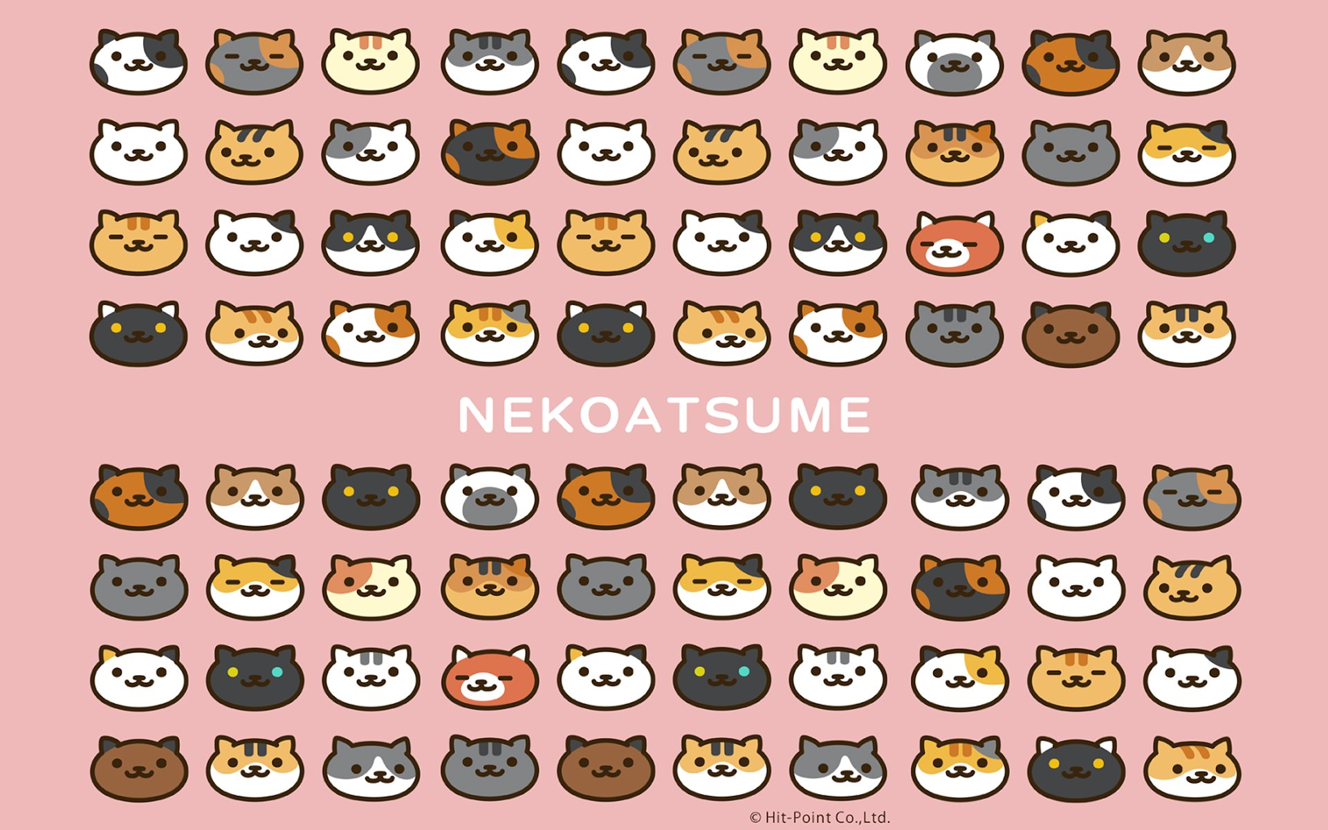 8 Neko Atsume HD Wallpapers | Background Images ...