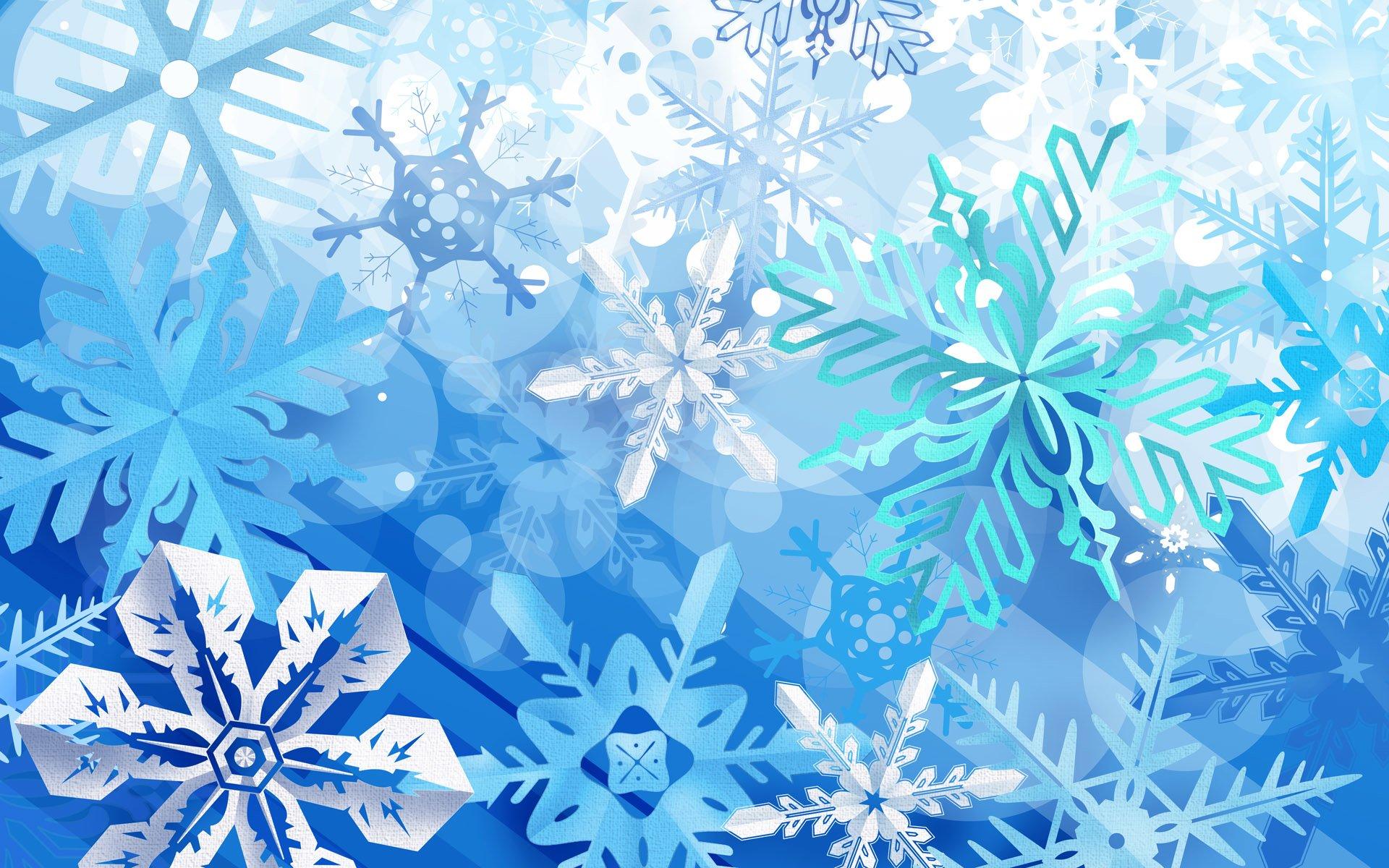 122 Snowflake HD Wallpapers
