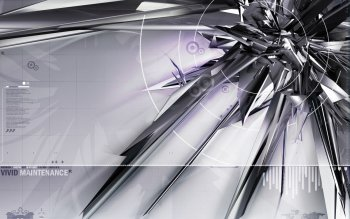 Abstract - White Wallpapers and Backgrounds ID : 7861