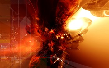 Abstrakt - Rot Wallpapers and Backgrounds ID : 7863