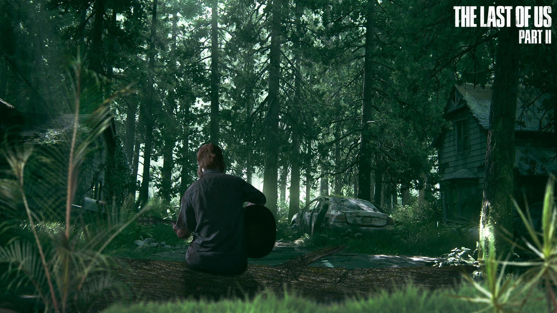 210 The Last Of Us Papéis De Parede Hd: The Last Of Us Part II Papel De Parede HD