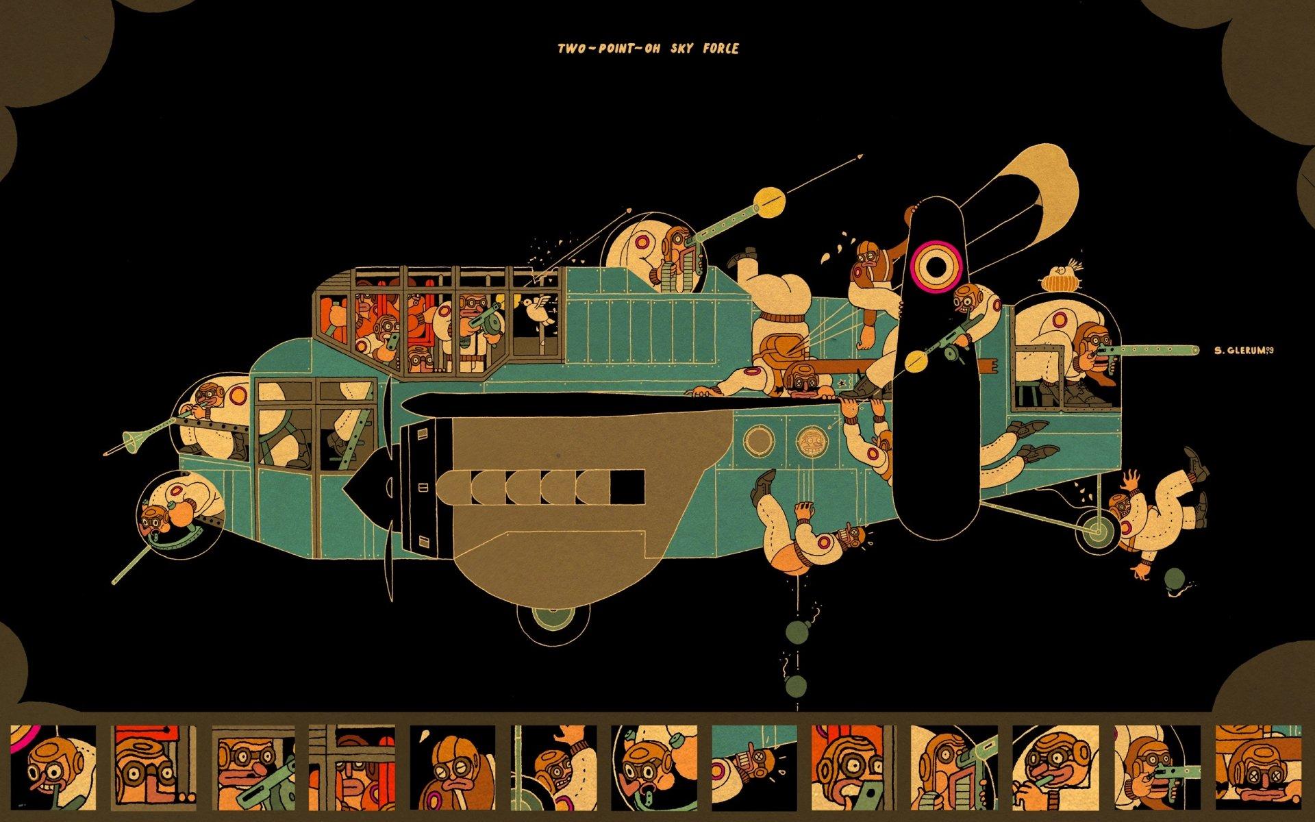 Artistiek - Tekening  Wallpaper