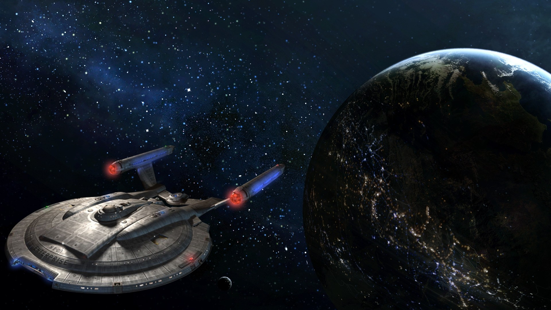 Bien-aimé Star Trek: Enterprise Full HD Wallpaper and Background | 1920x1080  WJ28