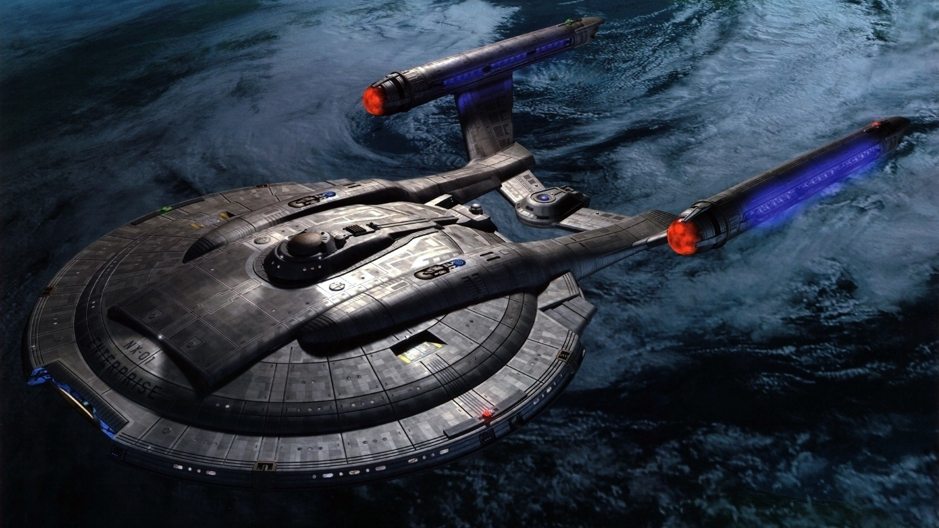 Super Star Trek: Enterprise Full HD Wallpaper and Background | 1920x1080  AX06