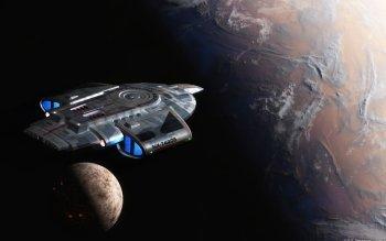 Star Trek USS Defiant · HD Wallpaper | Background Image ID:789947