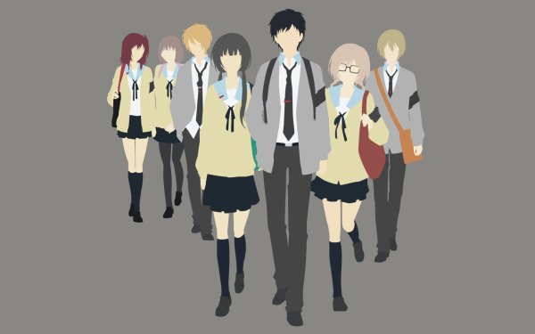 Anime ReLIFE HD Wallpaper | Background Image
