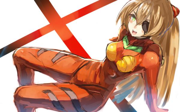 Anime Evangelion: 3.0 You Can (Not) Redo Evangelion Asuka Langley Sohryu HD Wallpaper   Background Image
