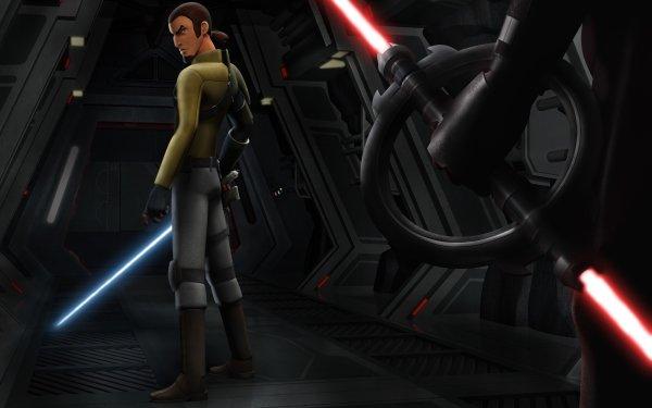 TV Show Star Wars Rebels Star Wars Kanan Jarrus Grand Inquisitor HD Wallpaper   Background Image