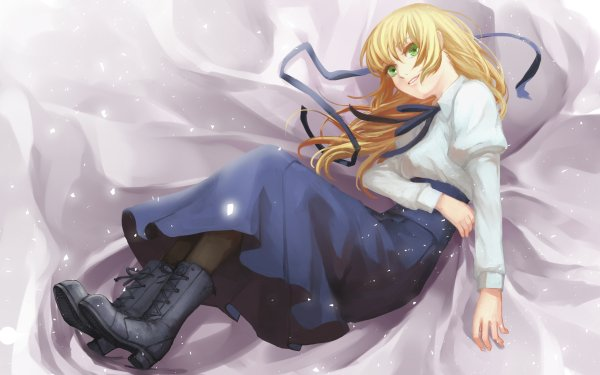 Anime Fate/Stay Night Fate Series Saber HD Wallpaper   Background Image
