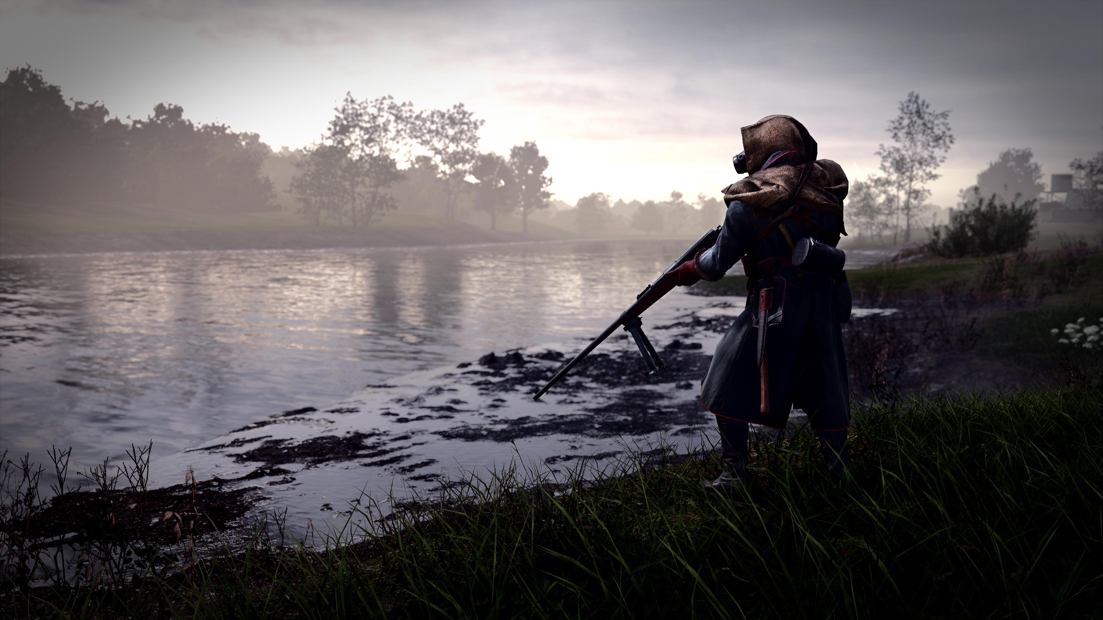 Battlefield 1 4k Ultra Tapeta Hd