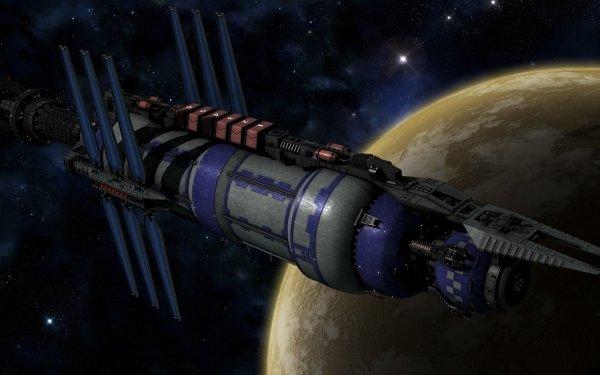 TV Show Babylon 5: The River of Souls Babylon 5 HD Wallpaper   Background Image