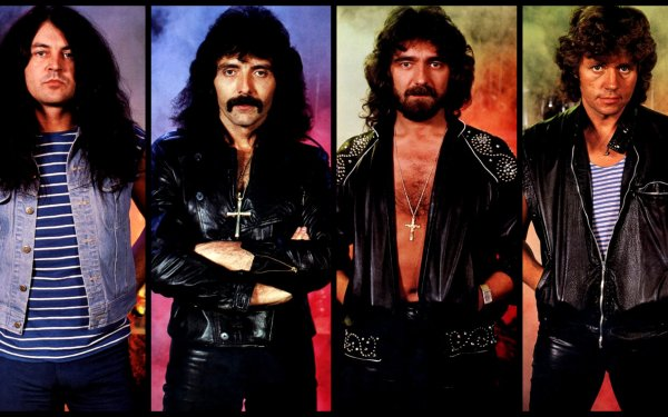 Music Black Sabbath Band (Music) United Kingdom Heavy Metal Classic Rock HD Wallpaper   Background Image