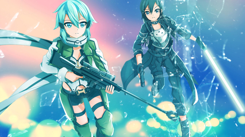 Sword Art Online Ii Hd Wallpaper Background Image 2563x1438
