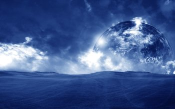 Sci Fi - Planet Rise Wallpapers and Backgrounds ID : 79231
