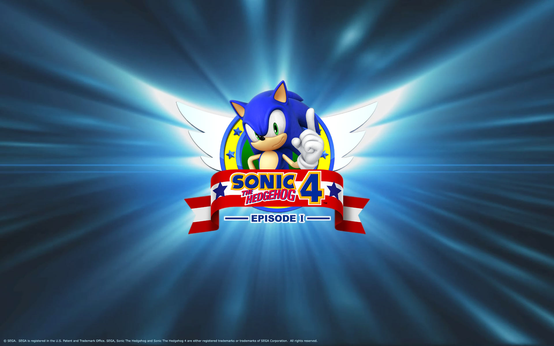 4 sonic the hedgehog 4 episode i hd wallpapers background images wallpaper abyss. Black Bedroom Furniture Sets. Home Design Ideas