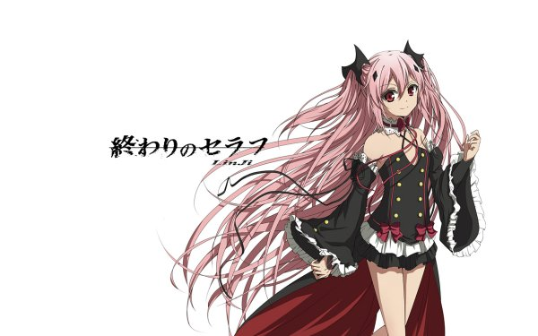 Anime Seraph of the End Krul Tepes HD Wallpaper   Background Image
