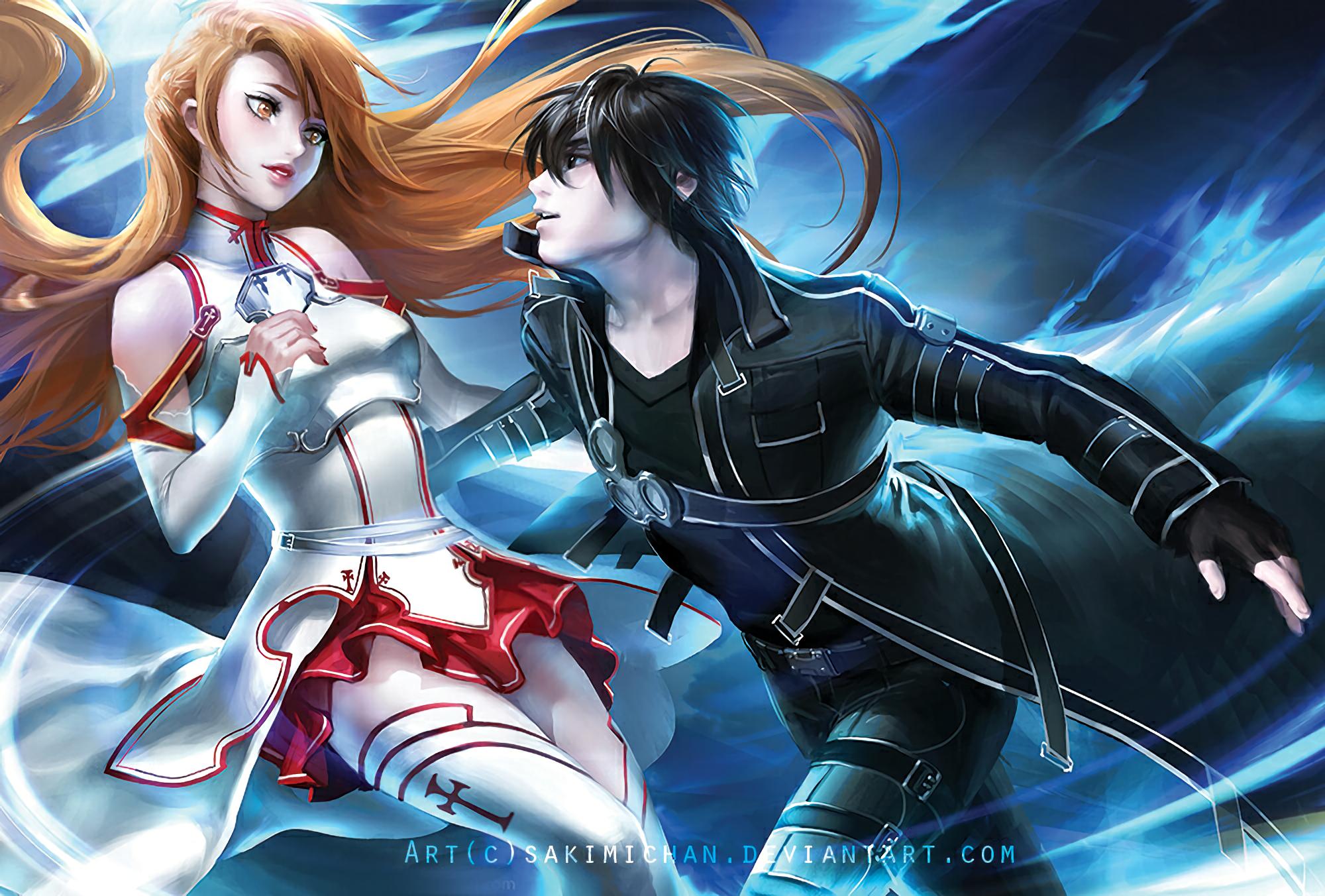 Sword Art Online Fond d'écran HD | Arrière-Plan | 2000x1352 | ID:794518 - Wallpaper Abyss