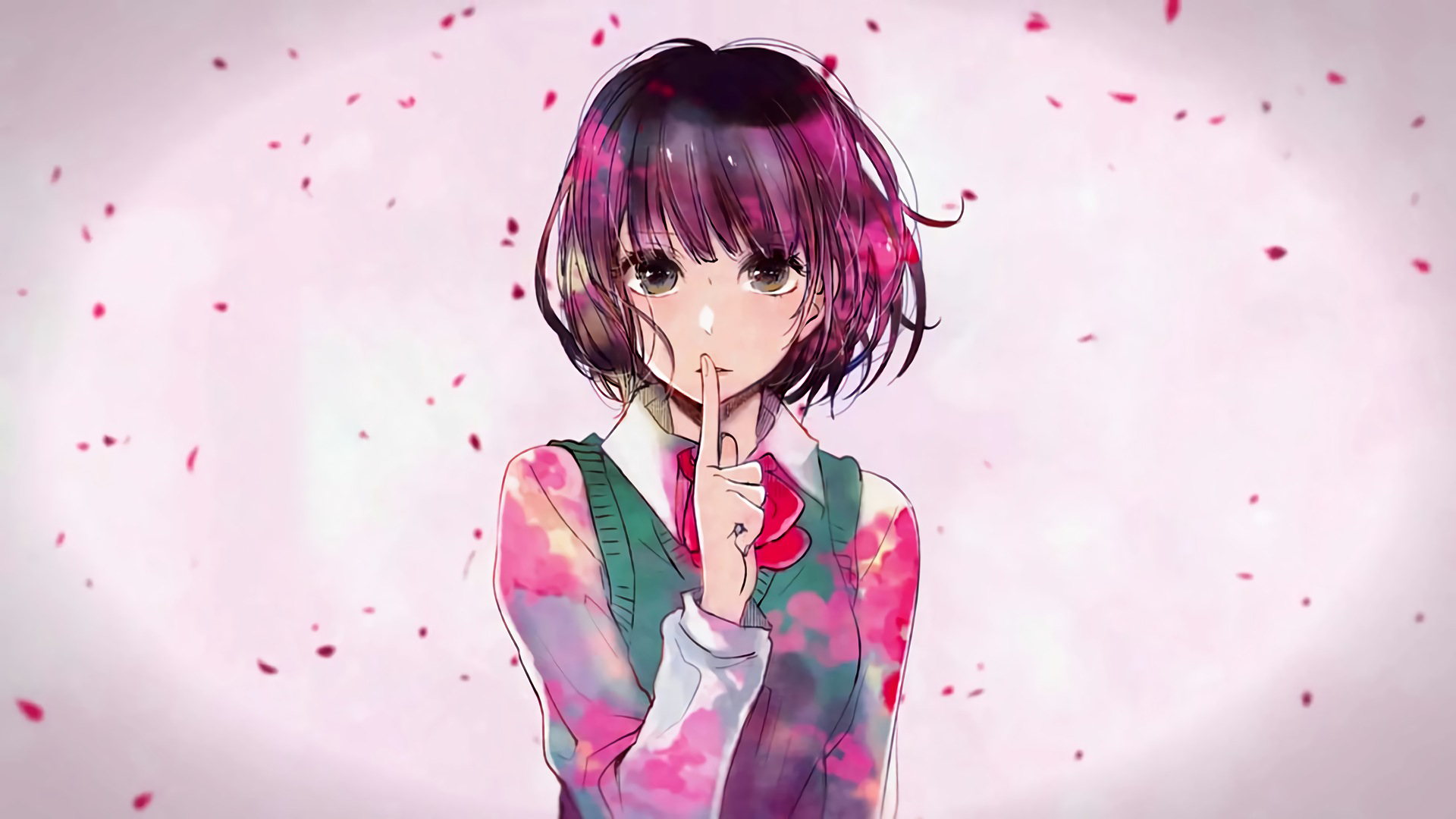 Anime Wallpapers Kuzu no Honkai HD 4K Download For Mobile iPhone & PC
