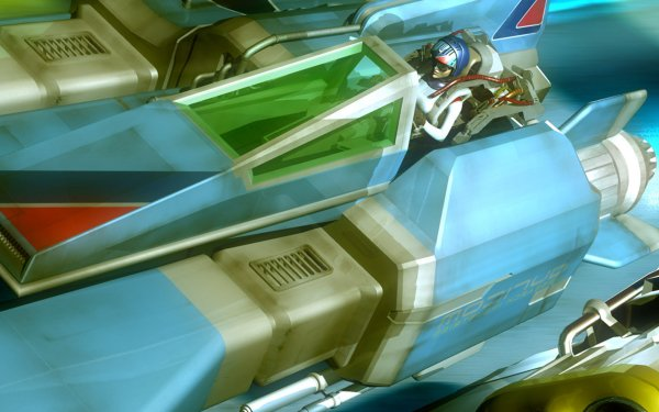 Video Game Wipeout Fusion Wipeout HD Wallpaper | Background Image
