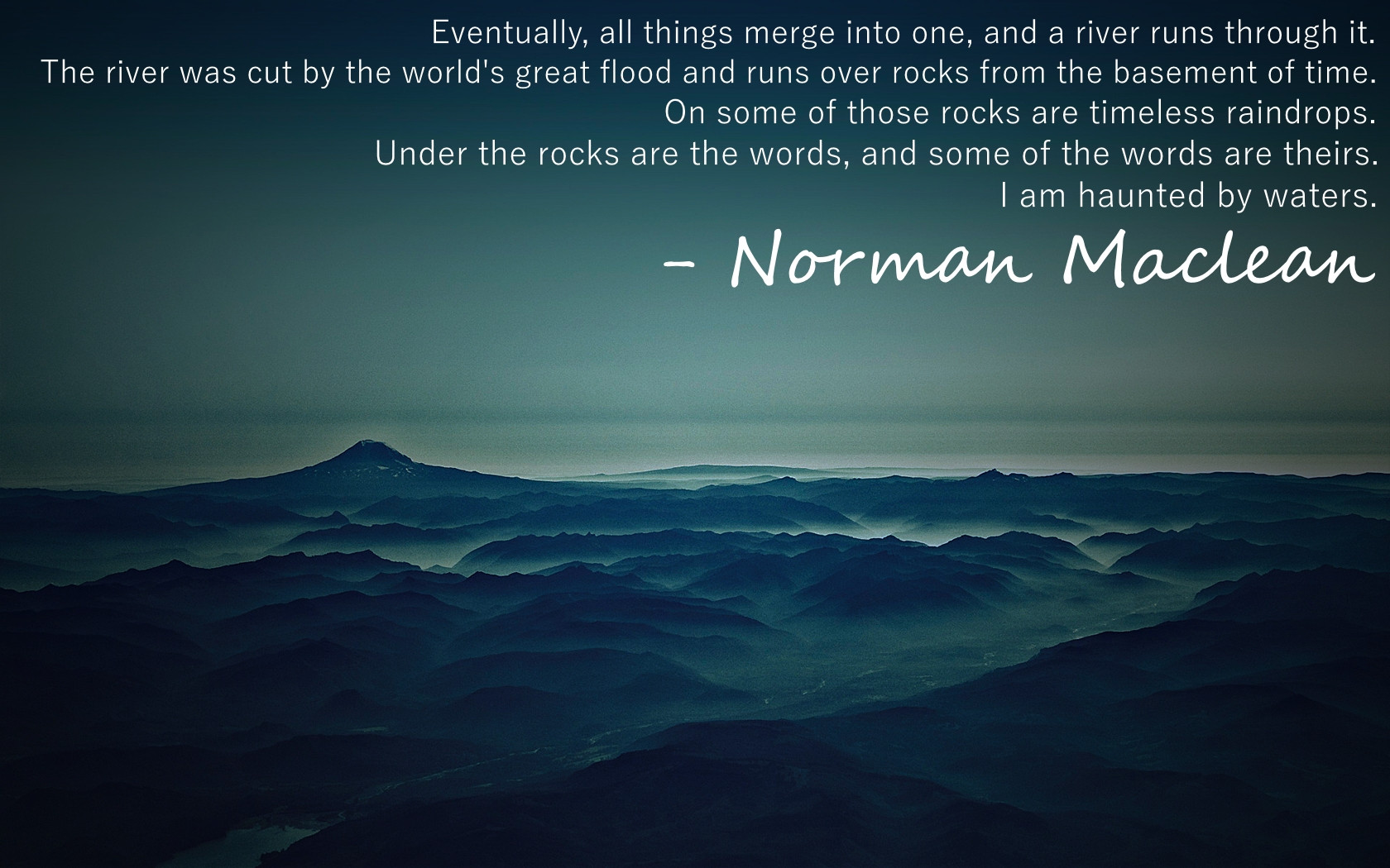 """a river runs through it movie essay View essay - minor essay 3  november 2014 film and fiction it is never easy making a movie out  done job reflecting norman maclean's """"a river runs through."""