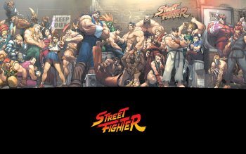 Video Game - Street Fighter Wallpapers and Backgrounds ID : 79691