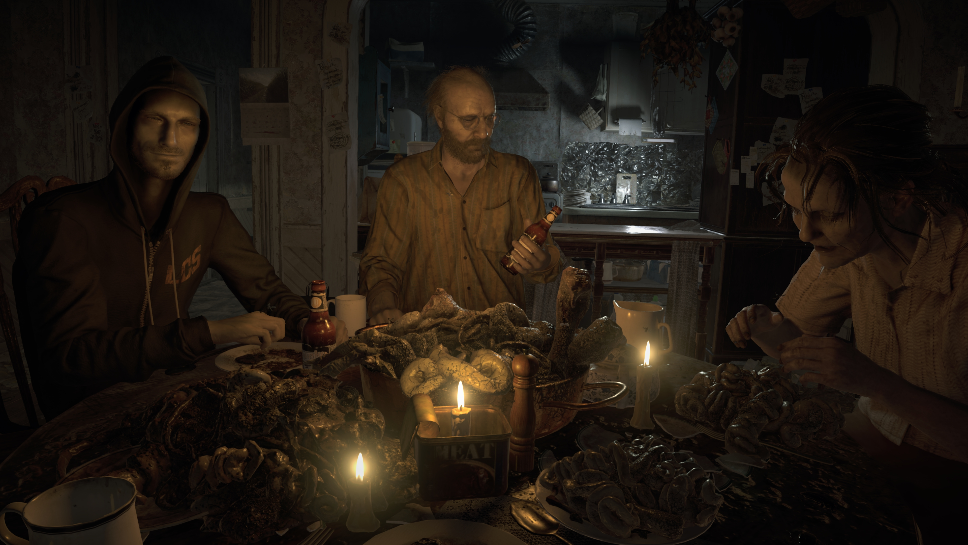64 Resident Evil 7 Biohazard Hd Wallpapers Background Images