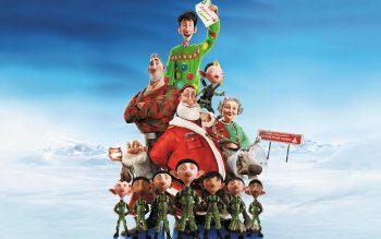 15 Arthur Christmas HD Wallpapers | Backgrounds - Wallpaper Abyss