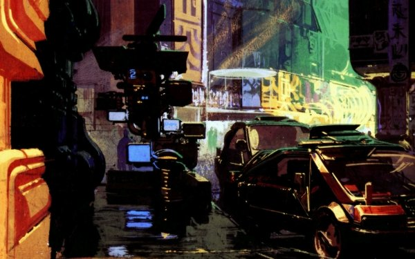 Movie - blade runner Wallpapers and Backgrounds