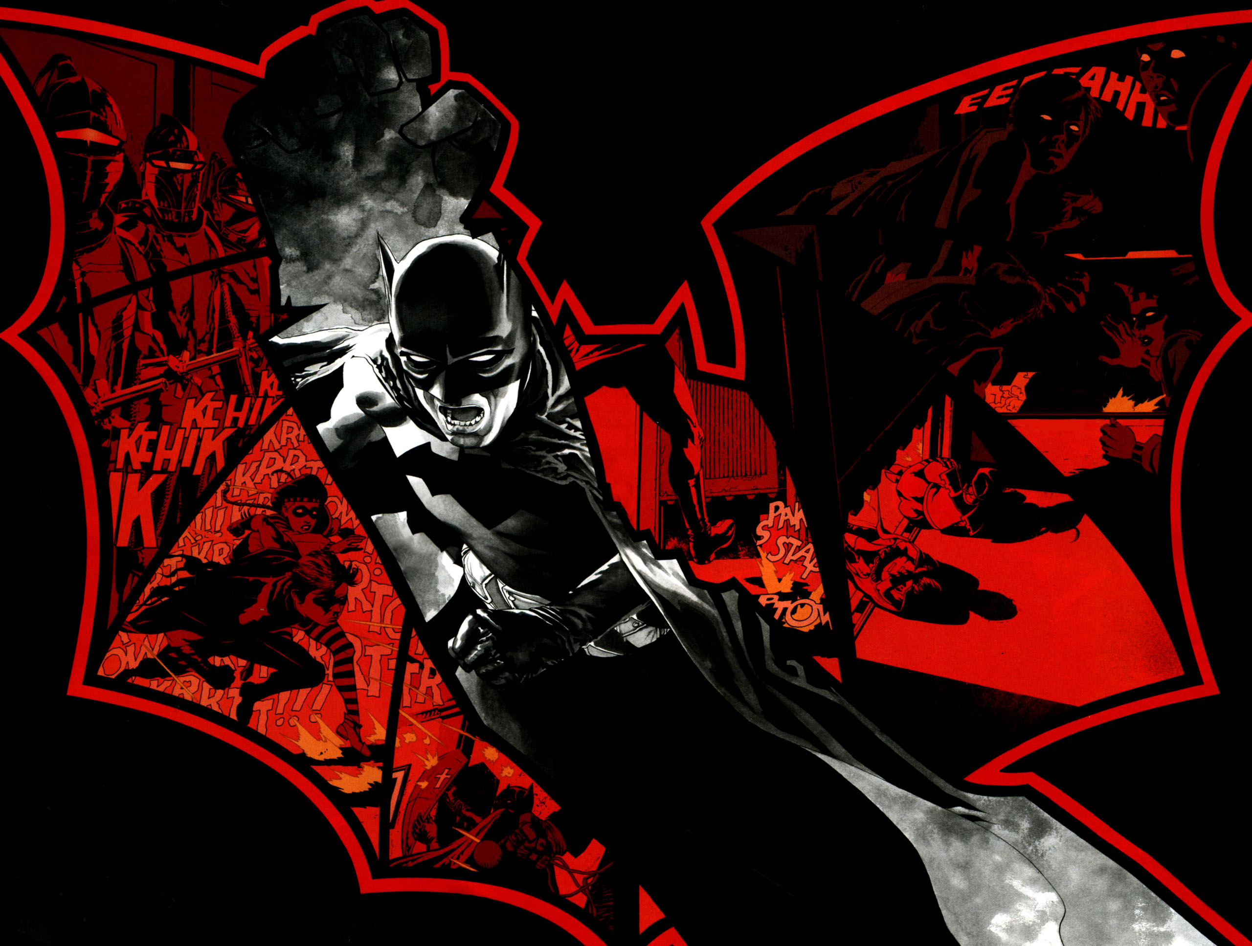 Batman Full HD Wallpaper and Background | 2560x1934 | ID:80081 Batman Comic Cover Wallpaper