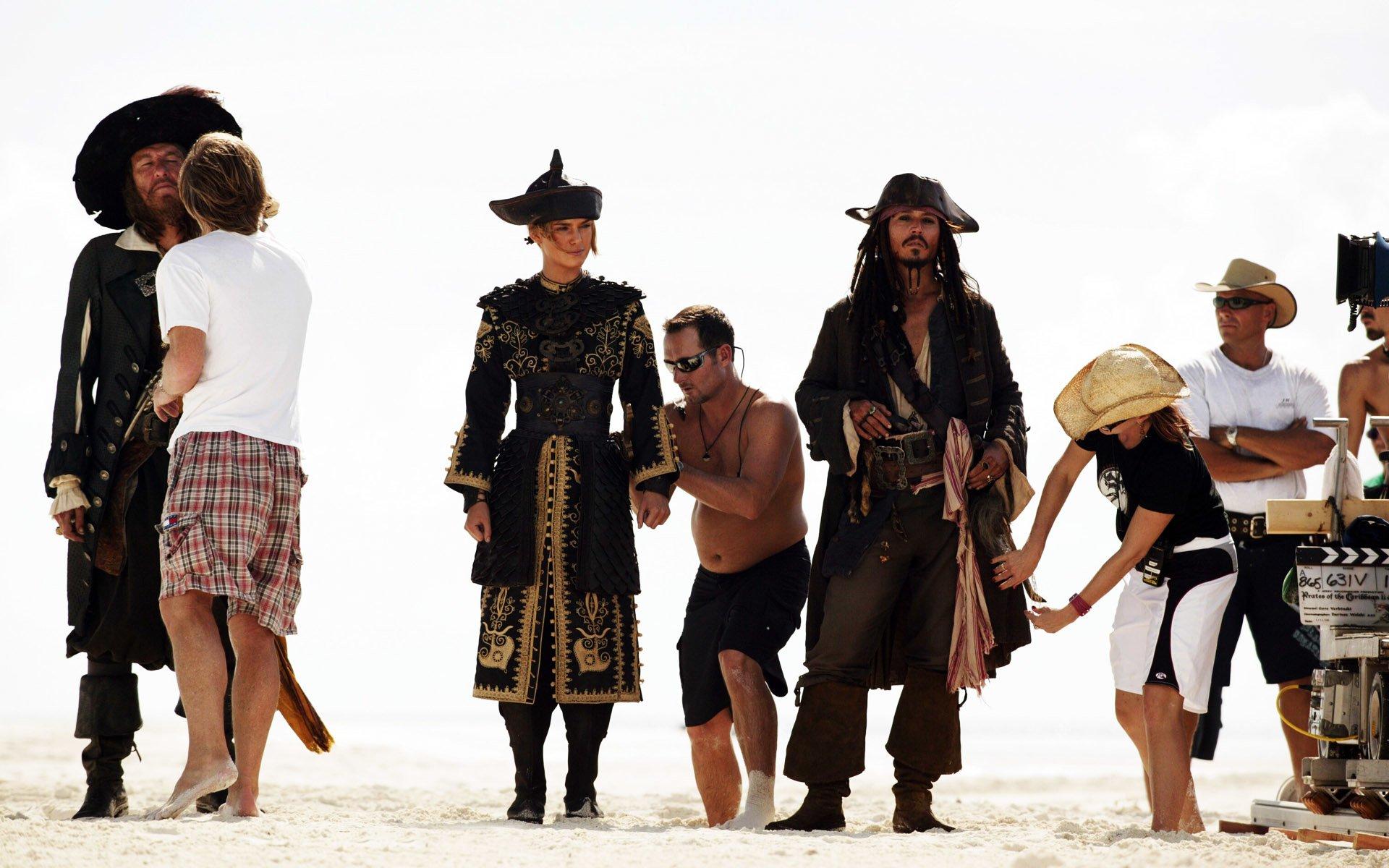 Piratas Del Caribe: En El Fin Del Mundo Fondo De Pantalla