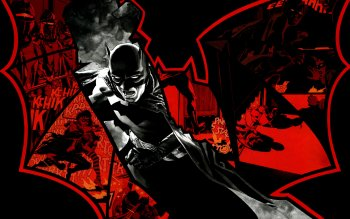 Comics - Batman Wallpapers and Backgrounds ID : 80081