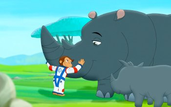 2 Curious George 3 Back To The Jungle HD Wallpapers