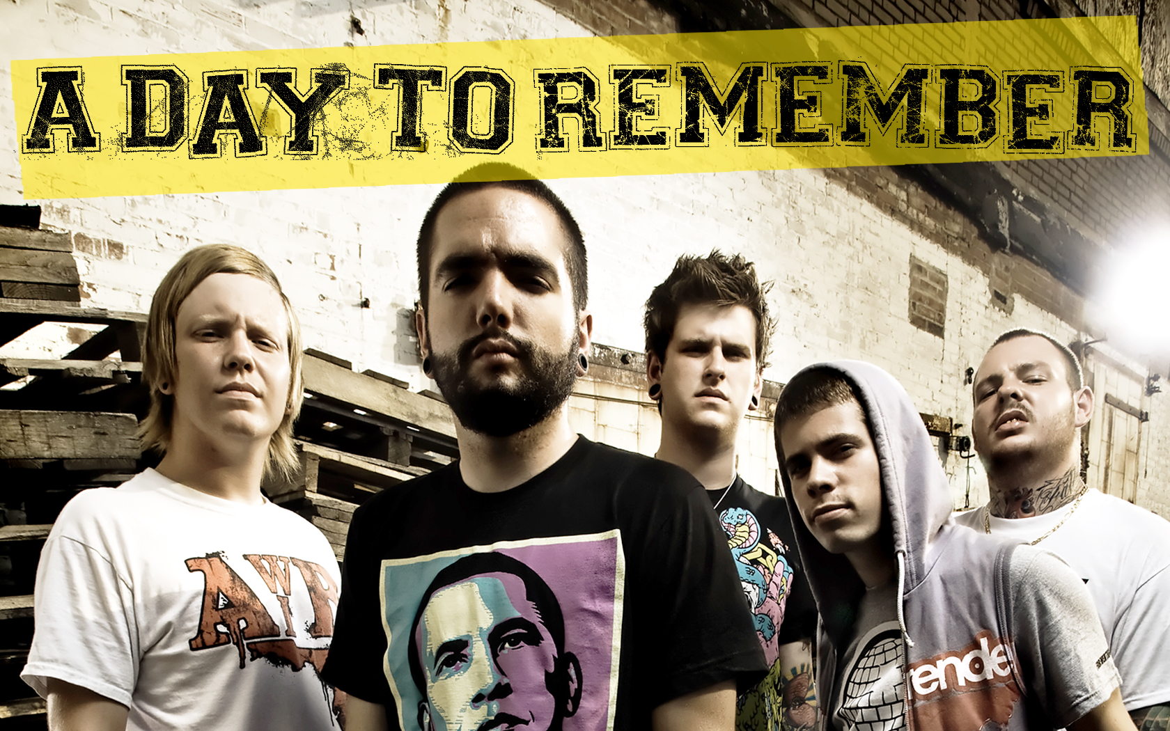 A Day To Remember Wallpaper And Background Image 1680x1050 Id