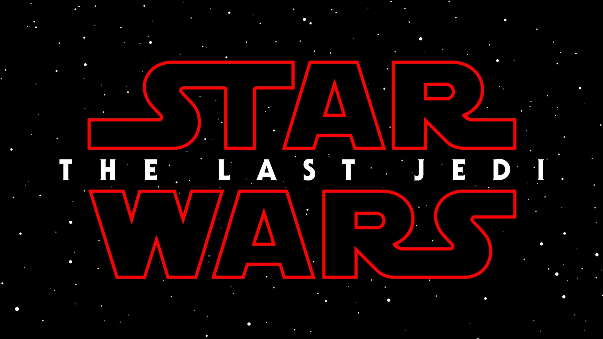 Movie - Star Wars: The Last Jedi  Logo Wallpaper