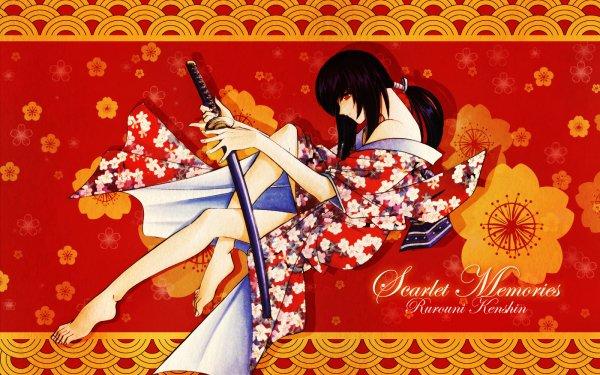 Anime Rurouni Kenshin Tomoe Yukishiro HD Wallpaper | Background Image