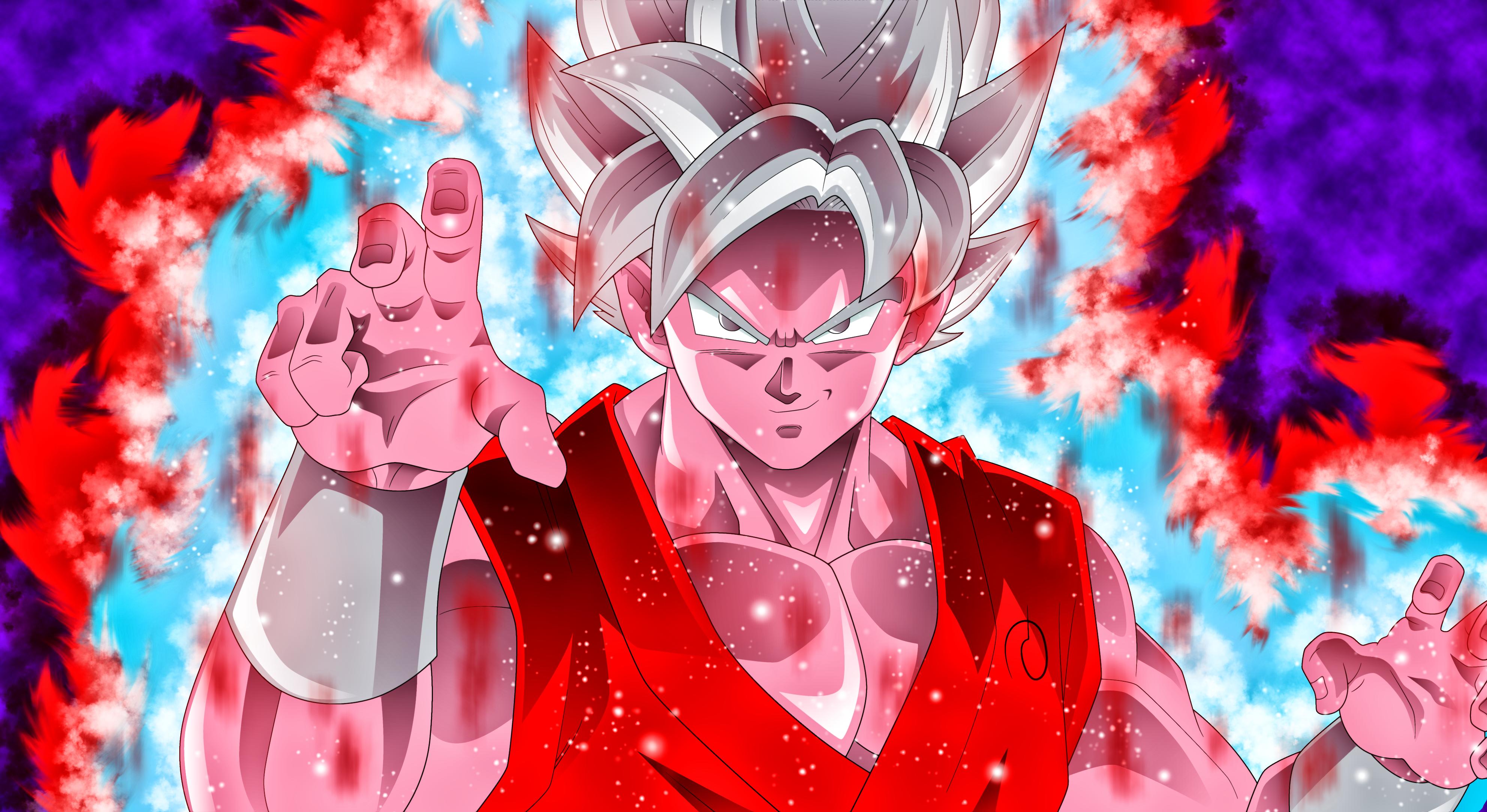 Dragon Ball Super 4k Ultra Hd Wallpaper Background Image