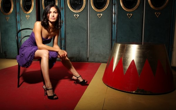 Celebrity Elodie Yung Actresses France Brunette Actress HD Wallpaper | Background Image