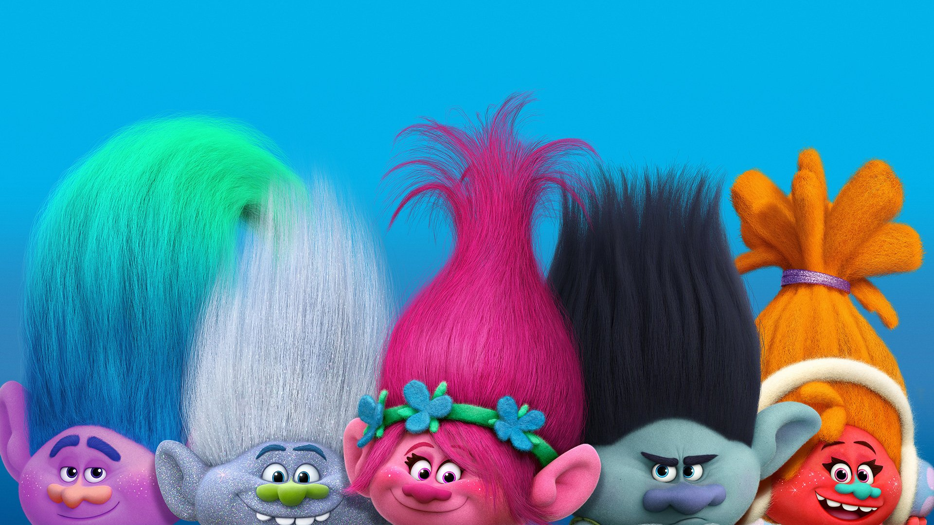 Trolls HD Wallpaper