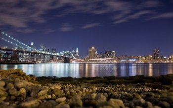 Man Made - Brooklyn Bridge Wallpapers and Backgrounds ID : 80483