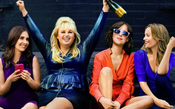 Movie How to Be Single Dakota Johnson Rebel Wilson Leslie Mann Alison Brie HD Wallpaper | Background Image