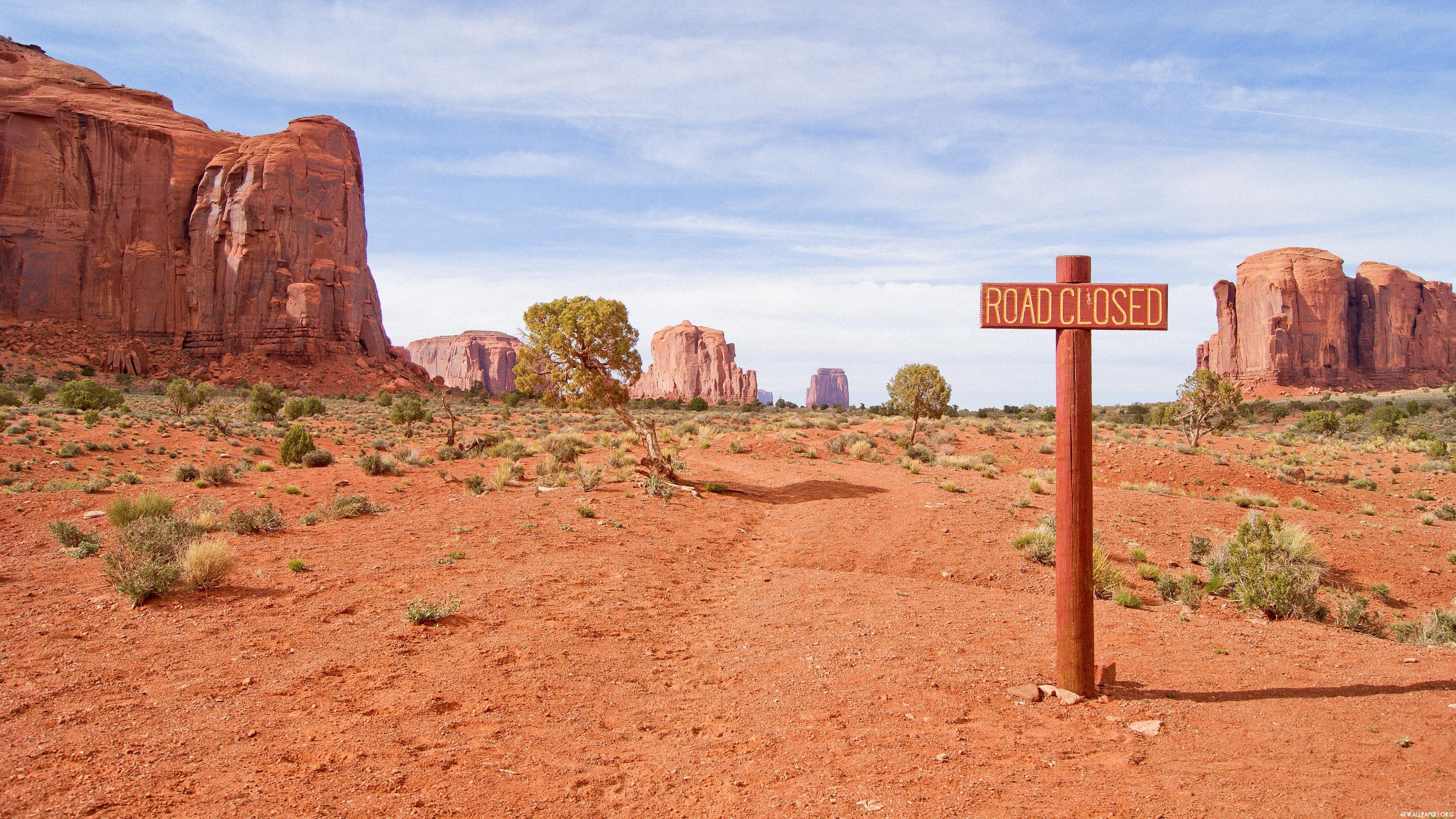 Amerika Wüste