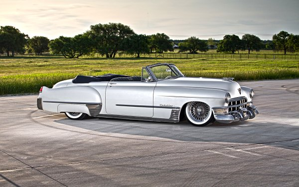 Vehicles Cadillac Series 62 Cadillac Cadillac Series 62 convertible Hot Rod Luxury Lowrider HD Wallpaper | Background Image
